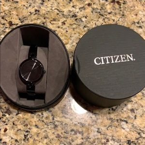 BNIB Citizen silhouette bangle watch